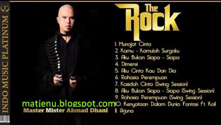 Terbaik Dari THE ROCK - Master Mister Ahmad Dhani